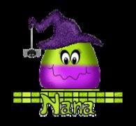 Nana - CandyCornWitch