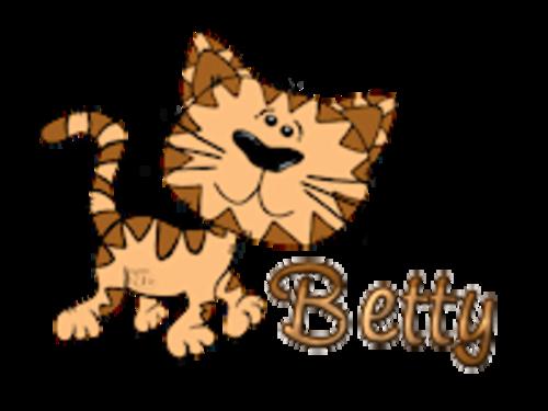 Betty - CuteCatWalking