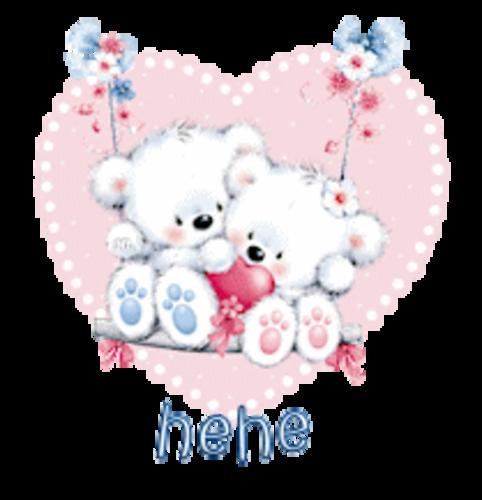 hehe - ValentineBearsCouple