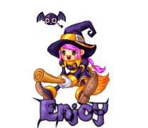 Enjoy Flying Witch