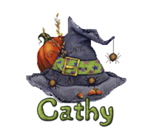 Cathy - CuteWitchesHat
