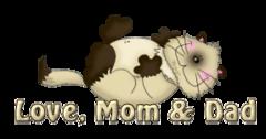 Love, Mom & Dad - KittySitUps