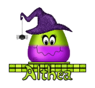 Althea - CandyCornWitch