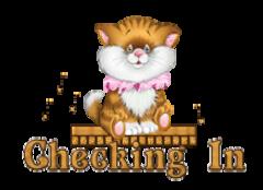 Checking In - CuteKittenSitting