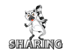 Sharing - RaccoonStepOnName