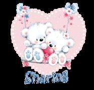 Sharing - ValentineBearsCouple2016