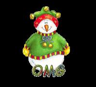 OMG - ChristmasJugler
