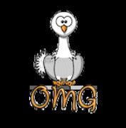 OMG - OstrichWithBlinkie