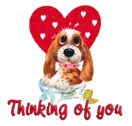 Thinking of you - ValentinePup2016