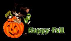 Happy Fall - HalloweenPlayTime