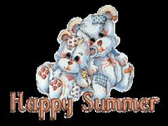 Happy Summer - BearFriends