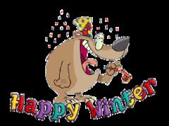 Happy Winter - NewYearBear