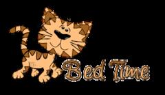 Bed Time - CuteCatWalking