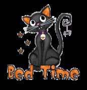 Bed Time - HalloweenKittySitting