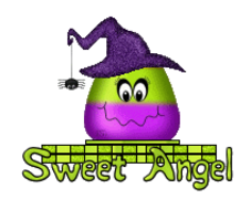 Sweet Angel - CandyCornWitch
