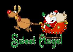 Sweet Angel - SantaSleigh