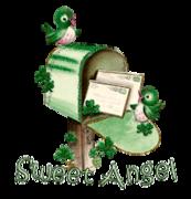 Sweet Angel - StPatrickMailbox16