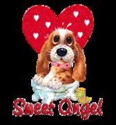 Sweet Angel - ValentinePup2016