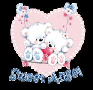 Sweet Angel - ValentineBearsCouple2016