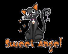 Sweet Angel - HalloweenKittySitting