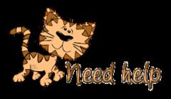 Need help - CuteCatWalking