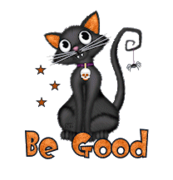 Be Good - HalloweenKittySitting