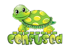 Confused - CuteTurtle