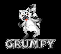 Grumpy - RaccoonStepOnName