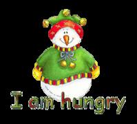 I am hungry - ChristmasJugler