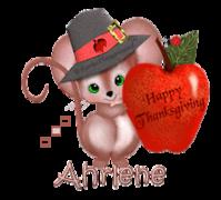 Ahrlene - ThanksgivingMouse