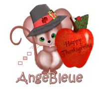 AngeBleue - ThanksgivingMouse