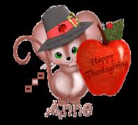 Anne - ThanksgivingMouse