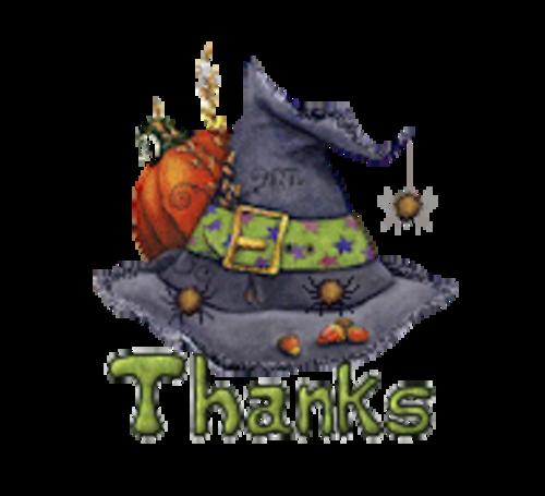 Thanks - CuteWitchesHat