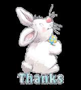 Thanks - HippityHoppityBunny