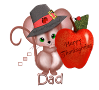 Dad - ThanksgivingMouse