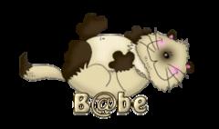 B@be (MC) - KittySitUps