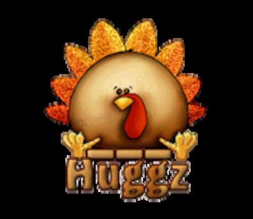 Huggz - ThanksgivingCuteTurkey
