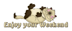 Enjoy your WE - KittySitUps