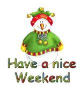 Have a nice WE - ChristmasJugler