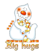 Big hugs - CandyCornGhost