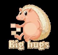 Big hugs - CutePorcupine