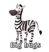 Big hugs - DancingZebra