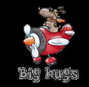 Big hugs - DogFlyingPlane