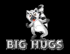 Big hugs - RaccoonStepOnName