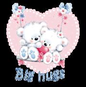Big hugs - ValentineBearsCouple