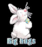 Big hugs - HippityHoppityBunny
