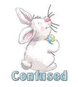 Confused - HippityHoppityBunny