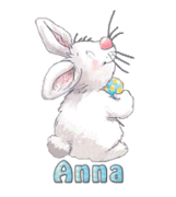 Anna - HippityHoppityBunny