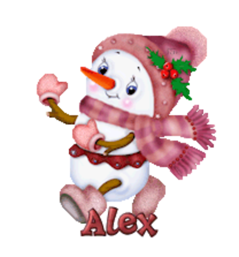 Alex - CuteSnowman