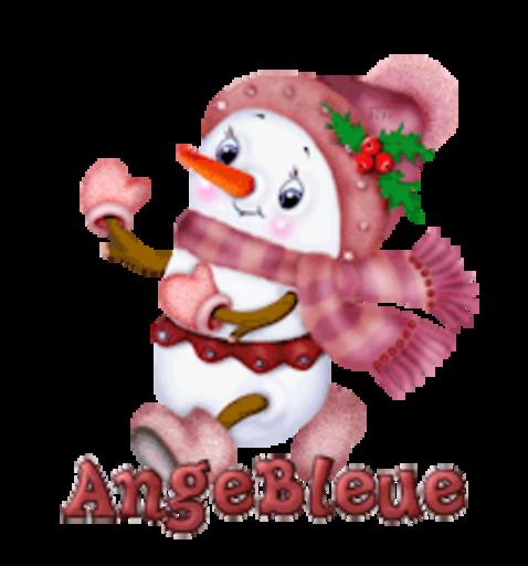 AngeBleue - CuteSnowman
